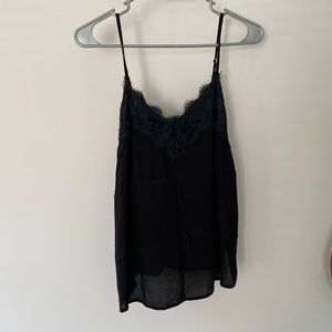 Abercrombie & Fitch Lace Tank